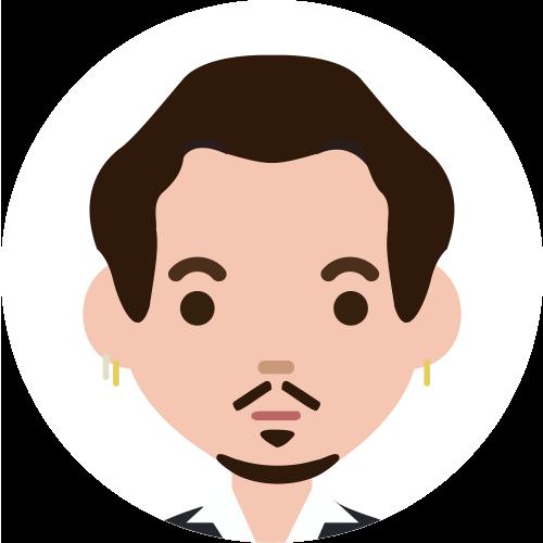 Johnny Depp Famous Former Salesperson