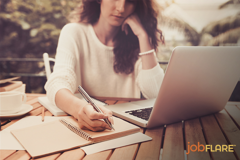 Plan for your job search