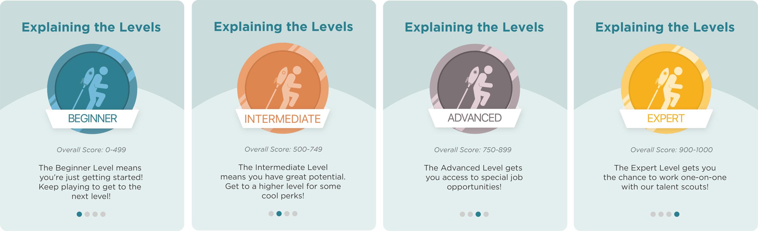 JobFlare 2.0 Level Explanation
