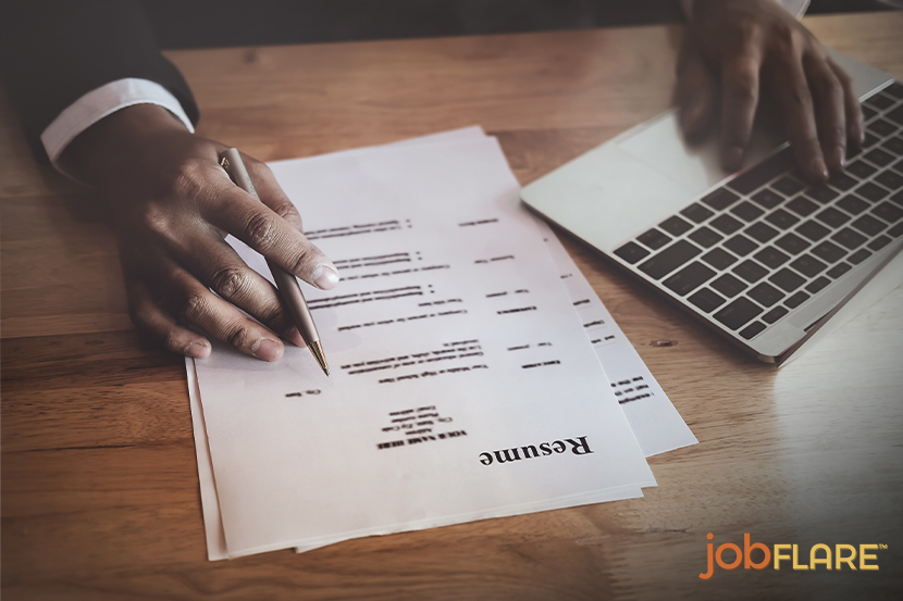 Resume Advice Awesome Resume
