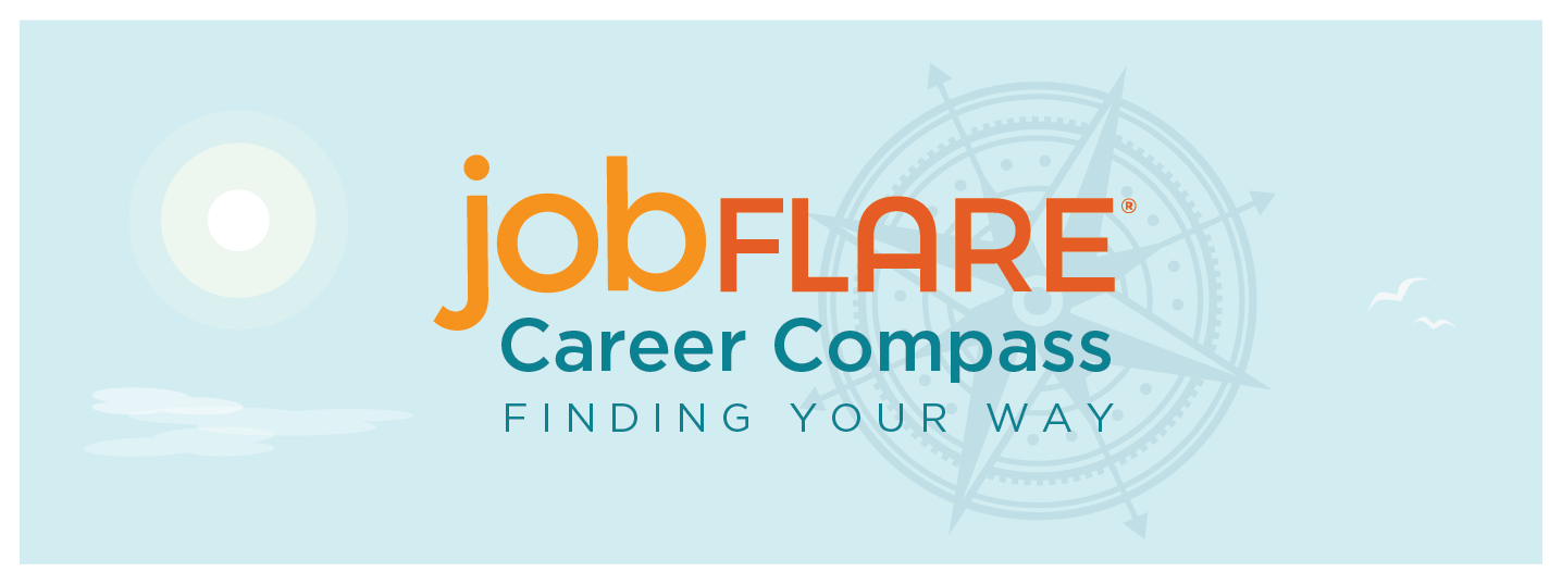 JobFlare Career Compass Finding Your Way