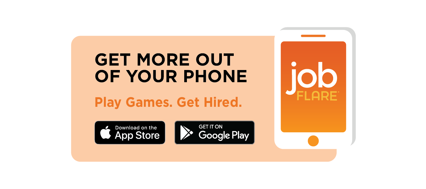 Get more out of your phone with JobFlare
