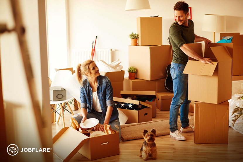 Tips for a stress-free job relocation