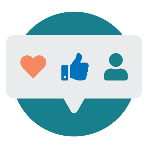 Social Media Manager Thumbnail - Circle
