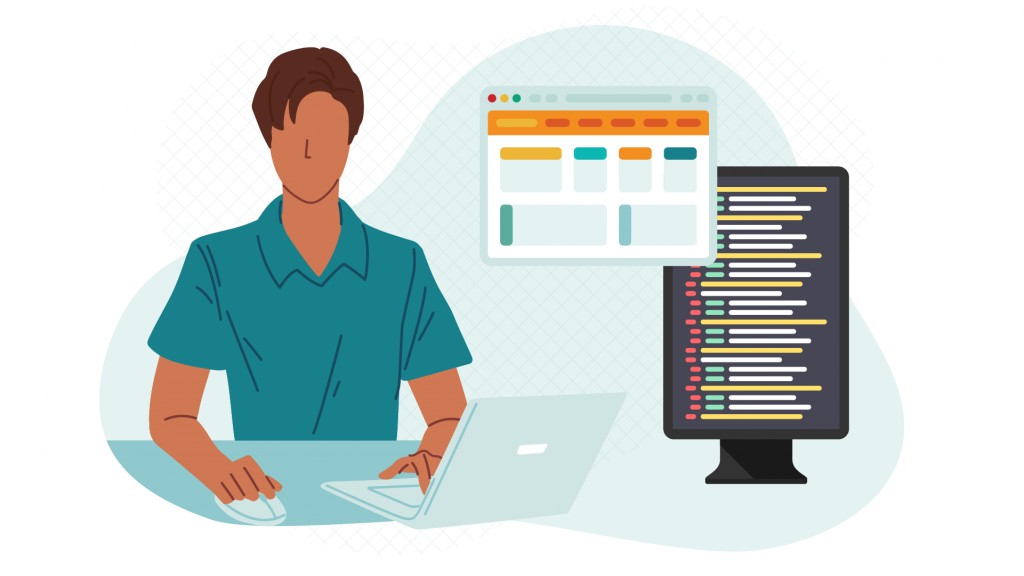 Web Developer Header